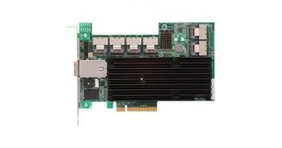 Контроллер LSI Logic 9750 SAS Raid 9750-4I4E SGL