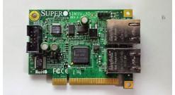 Контроллер Supermicro AOC-SIM1U-3D