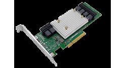 Контроллер Adaptec HBA 2100-24I (PCI Express 3.0 x8, LP, MD2), SAS-3 12G, RAID 0,1,10,5, 24port(int6*SFF-8643)
