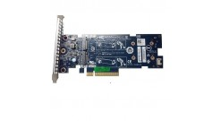 Контроллер Dell 403-BBUC BOSS controller card low profile RAID для PowerEdge R44..