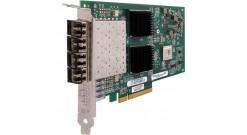 Сетевой адаптер QLogic QLE2564-CK Quad Port FC HBA, Multimode Optic LC, 8G, PCI-e