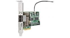 Контроллер HPE SAS Controller Smart Array P441/4GB FBWC/12G/ Ex. Dual mini-SAS HD ports/PCIe3.0 X8/incl. h/h & f/h. Brckts, analog 726825-B21