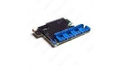 Контроллер Intel AFCSASRISER SAS Int-2хSFF8087 8xSAS/SATA RAID10(50) U300 PCI-E8x For S7000FC4UR