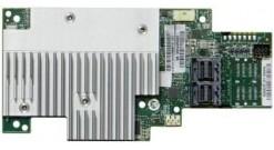 Контроллер Intel Raid RMSP3CD080F PCIe/SAS/SATA 8 int. ports PCIe/SAS/SATA, RAID 0,1,10,5,50,6,60 +JBOD, Cache 4GB, SIOM PCIe x8 Gen3 (954489)