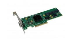 Контроллер LSI Logic SAS 3442E-R PCI Express, 3 Gb/s, SAS, 8-port Host Bus Adapter SGL