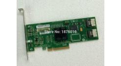 Контроллер LSI Logic SAS 3081E-R SGL (LSI00182) PCI-E, 8-port 3Gb/s SAS Host Bus Adapter