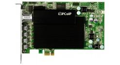 Контроллер TERADICHI TERA2240 HOST CARD TERADICI 4Gbit mini-DisplayPortx4+RJ45