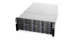 """Корпус Chenbro 4U RM41416M2, MB 12""""""""x13"""""""", external 16x3,5"""""""" HDD with mini-SAS BP, 1x 5,25"""""""", 1x 3,5"""""""", 1x SlimCD, internal 1x 3,5"""""""" HDD, 1x 560mm SATAII cable, RAILS, (RM41416H07*12479) 1x PSU B"""