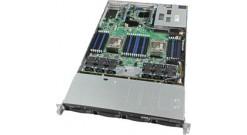Корпус Intel R1304WTXXX 1U 4x3.5