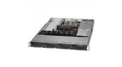 "Корпус Supermicro CSE-815TQ-R706WB (Black) 1U Rack, 4x3.5""""SAS/SATA HSW, 700-750W 1+1"