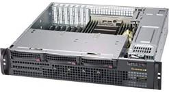 Корпус Supermicro CSE-825MBTQC-R802LPB 2x800W