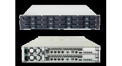 Система хранения Infortrend EonNAS 3012R-D 2U/12 bay Unified Storage(NAS and iSC..