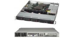 Корпус Supermicro CSE-113MFAC2-R606CB 1U rack|Мощность 600 Вт|8x2.5