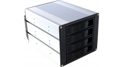Корзина Procase  HotSwap 4xSATA / SAS..