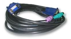 Кабель для KVM консоли Negorack MDR 4.5 метра NR-CC45, PS/2+USB..