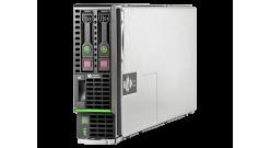 Cервер HP Proliant BL420c Gen8 E5-2430/Xeon6C 2.2GHz(15Mb)/3x4GbR1D(LV)/B320i(ZM..