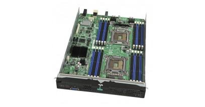 Блейд модуль Intel MFS2600KIB (KINGSLanD) Compute Module 2*E5-2600 CPUs, 16 DIMMs DDR3, 2*1Gb E, 2*CPU heat sinks