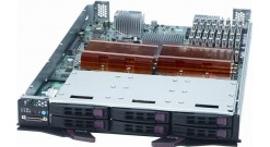 Блейд сервер Supermicro SBi-7125W-S6 Blade Module [(1600/1333 FSB, 64GB FBD, 6x ..