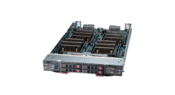 Блейд сервер Supermicro SBi-7227R-T2 Blade Module Nehalem-EP
