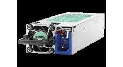 Блок питания HP Hot Plug Redundant Power Supply Flex Slot Platinum Plus 1400W Op..