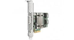 Контроллер HP Smart Host Bus Adapter H240ar(Zero Memory)/12G/2x int (mini-SAS) ports/Flexible for DL360/380 Gen9, ML350 Gen9