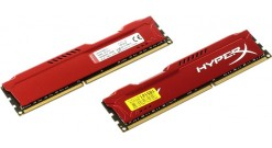 Модуль памяти Kingston 16GB 1866MHz DDR3 CL10 DIMM (Kit of 2) HyperX FURY Red Series