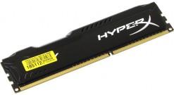 Модуль памяти Kingston 4GB 1866MHz DDR3 CL10 DIMM HyperX FURY Black Series