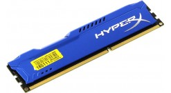 Модуль памяти Kingston 4GB 1866MHz DDR3 CL10 DIMM HyperX FURY Blue Series