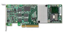 Контроллер LSI Logic SAS 9750-4I Raid Kit