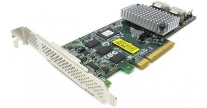 Контроллер LSI Logic SAS 9750-8I Raid SGL