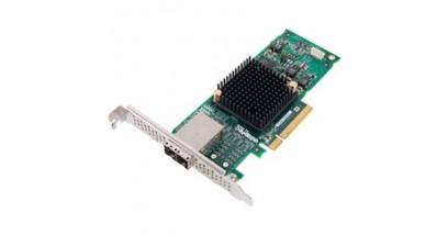 Контроллер Adaptec ASA-7085H (PCI-E v3 x8, LP) SGL SAS 6G, 8port(ext 2*SFF8644), Каб.отдельно