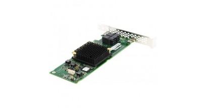 Контроллер Adaptec ASA-7805H (PCI-E v3 x8, LP) SGL SAS 6G, 8port(int 2*SFF8643), Каб.отдельно