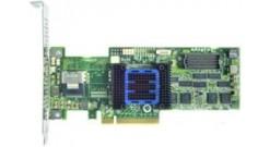 Контроллер Adaptec ASR-6405T (PCI-E v2 x8, LP) SGL (SAS 6G, Raid 0,1,10,5,6,50, 4port(intSFF8087), 512Mb,TopConnectors, Каб.отдельно)