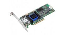 Контроллер Adaptec ASR-6405 (PCI-E v2 x8, LP) Kit SAS 6G, Raid 0,1,10,5,6,50, 4port(intSFF8087), 512Mb onboard