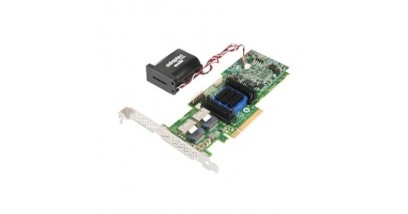 Контроллер Adaptec ASR-6805TQ (PCI-E v2 x8, LP) SGL