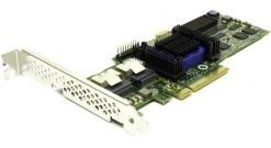Контроллер Adaptec ASR-6805T (PCI-E v2 x8, LP) SGL (SAS 6G, Raid 0,1,10,5,6,50,8port(int2*SFF8087), 512Mb,TopConnectors,Каб.отдельно)