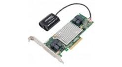 Контроллер Adaptec ASR-81605ZQ SGL RAID 0/1/1E/10/5/6/50/60, 16i ports, 1Gb, Flash BBU (2281600-R)