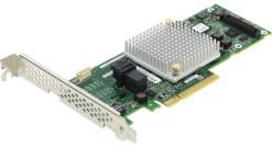 Контроллер Adaptec ASR-8405 Single (Hybrid RAID 1, 10 RAID 0, 1, 10, 1E, 5, 6, 50 and 60, 4 int. ports(SFF8643), 1024 Cache, кабели отдельно)