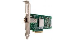 Контроллер FC Qlogic QLE2560 Single Port FC HBA, Multimode Optic LC, 8G, PCI-e..
