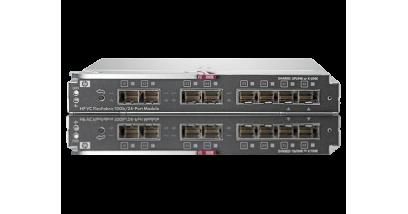 Коммутатор HPE Virtual Connect FlexFabric 10Gb/24-port Module for c-Class Blade(16x10Gb downlinks, 2x10Gb cross connect int links, 4x10Gb SFP+ slots, 4x10Gb or 8Gb FC SFP+ slots) (571956-B21)