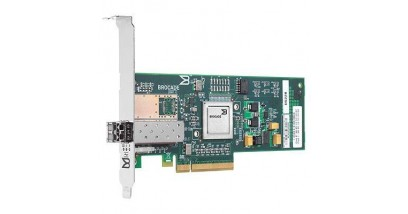 Контроллер HP FCA 81B 8Gb Single Port FC Host Bus Adapter PCI-E for Windows, Linux (LC connector), incl. h/h & f/h. brckts (analog AP769A) not work directly w/P2000