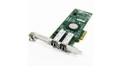 Контроллер HP FCA 82Q Dual Channel 8Gb FC Host Bus Adapter PCI-E for Windows, Li..