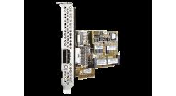 Контроллер HP SAS Controller Smart Array P222/FBWC 512Mb/6Gb/1-port Int(SFF8087)&1-port Ext(SFF8088)x8wide/PCI-E 3.0/LP FF, no incl. brckts