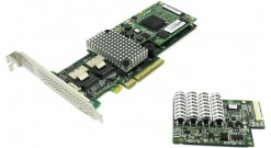 Контроллер LSI Logic SAS 9260CV-8I (PCI-E 2.0 x8, LP) SGL SAS6G, Raid 0,1,10,5,6, 8port (2*intSFF8087),512MB onboard