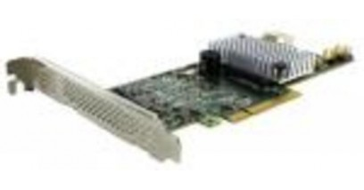 Контроллер LSI Logic SAS 9266-4I (PCI-E 2.0 x8, LP) Kit SAS6G, Raid 0,1,10,5,6, 4port (1*intSFF8087),1GB onboard
