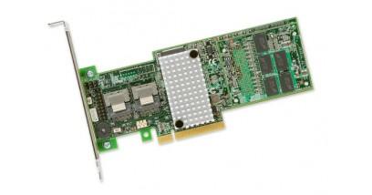 Контроллер LSI Logic SAS 9270-8I (PCI-E 3.0, LP) Kit SAS6G, Raid , 8port (),1GB onboard, Каб.#453 1шт в комплекте