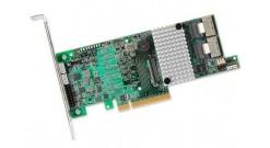 Контроллер LSI Logic SAS 9271-8ICC (PCI-E 3.0, LP) SGL SAS6G, Raid , 8port (),1GB onboard, CacheCade+FastPath, Каб.отдельно