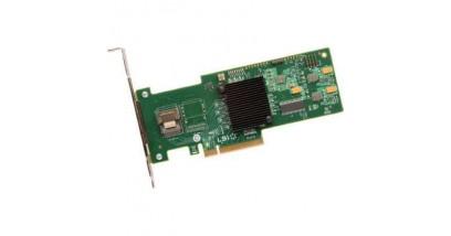 Контроллер LSI Logic SAS 9240-4i SGL (LSI00199) PCI-E, 4-port 6Gb/s, SAS/SATA Raid Adapter