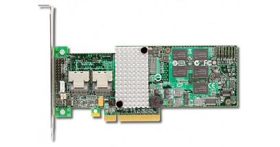 Контроллер LSI Logic SAS 9260-8i SGL (LSI00198) 512Mb PCI-E, 8-port 6Gb/s, SAS/SATA Raid Adapter