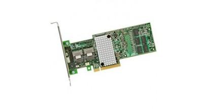 Контроллер LSI Logic SAS 9265-8i Kit (LSI00278) 1Gb PCI-E, 8-port 6Gb/s, SAS/SATA Raid Adapter